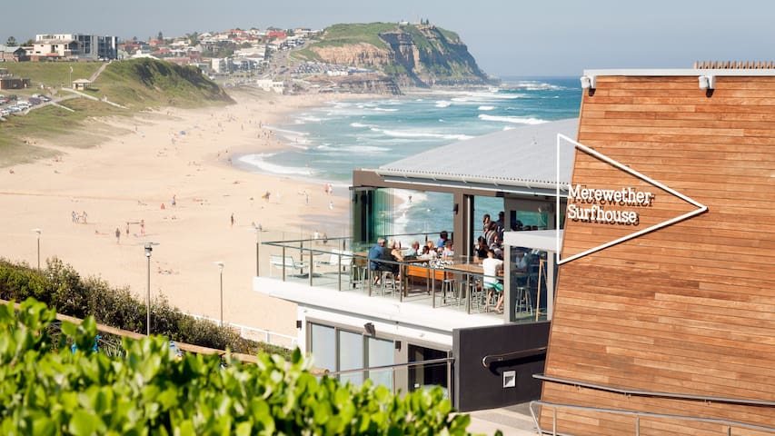 Sandstone Beach Cottage - Merewether - Maison