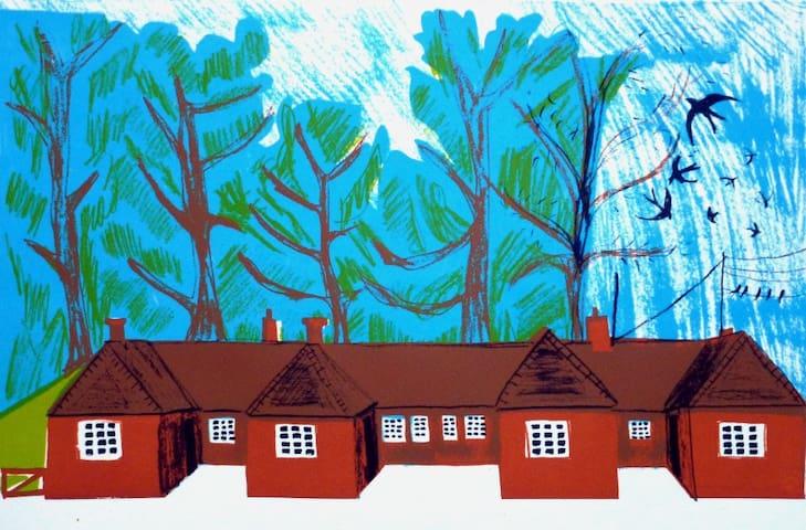 Skylark Cottage at Laverock Law - Lowick - Dom