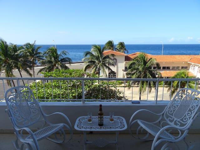 Apartment Vero - Cuba with Sea - View - La Habana - Departamento