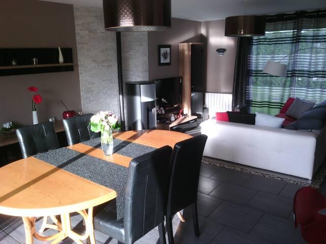 maison au calme a la campagne - Vattetot-Sous-Beaumont - Casa
