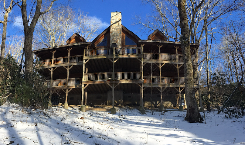 A Luxury Log Home - Spacious & Perfect Location! - Blowing Rock - Chatka