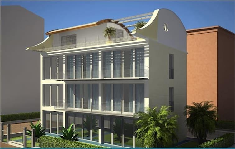Res. Giavota - Appartemento con accesso diretto - Misano Adriatico - Квартира