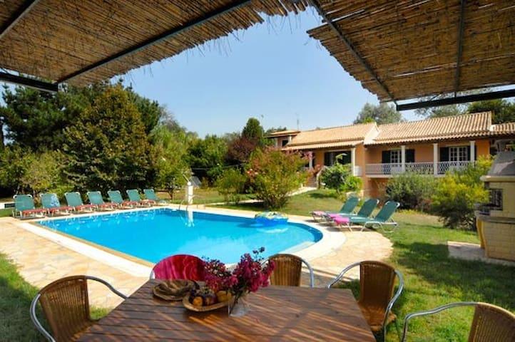 Villa Leda , Corfu - Sidari - Hus