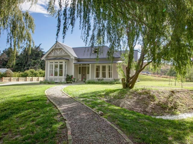 Private ensuite in peaceful setting - Arrowtown - Huis
