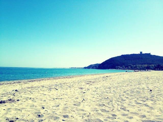 Heraklia Beach | Camping & Studios - Paralia Panteleimonos - 公寓