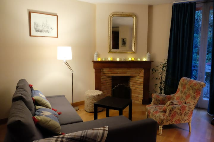 Family apartment centers Luchon - Bagnères-de-Luchon - Квартира