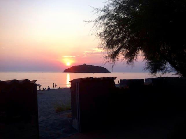 Villa del tramonto sul mare - Diamante - Villa