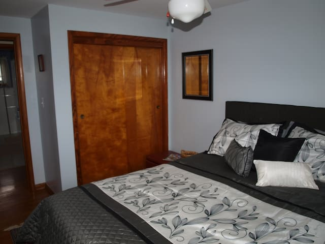 Comfortable room for  2 in country - Hopwood - Huis