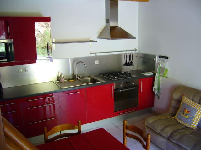 Duplex au calme sur domaine viticole - Saint-Romain - Lägenhet