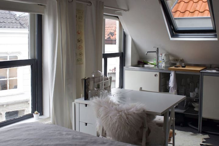 Cozy studio in the city center - 's-Hertogenbosch - Departamento
