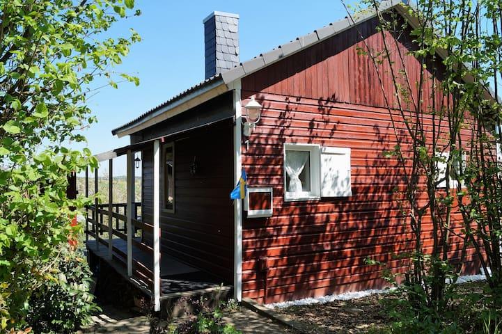 """Ferienhaus """"LillStugen"""" - Schwedenhaus  in Windeck - Windeck - Hus"""