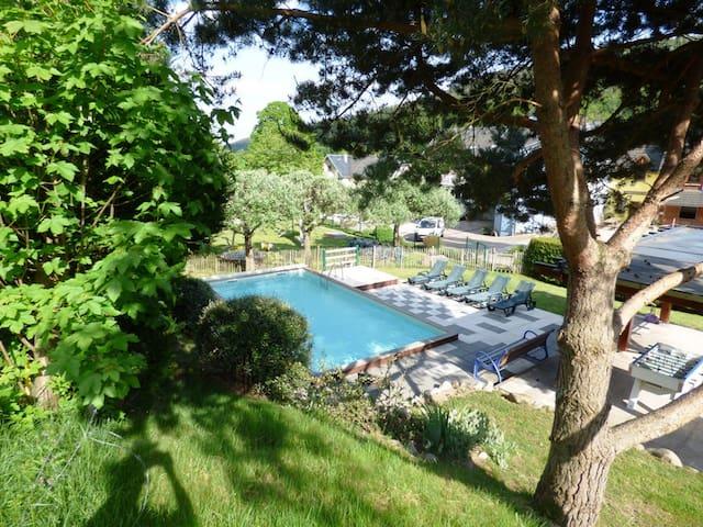 Gite 6 personnes dans un hameau pittoresque - Orbey - Apartamento