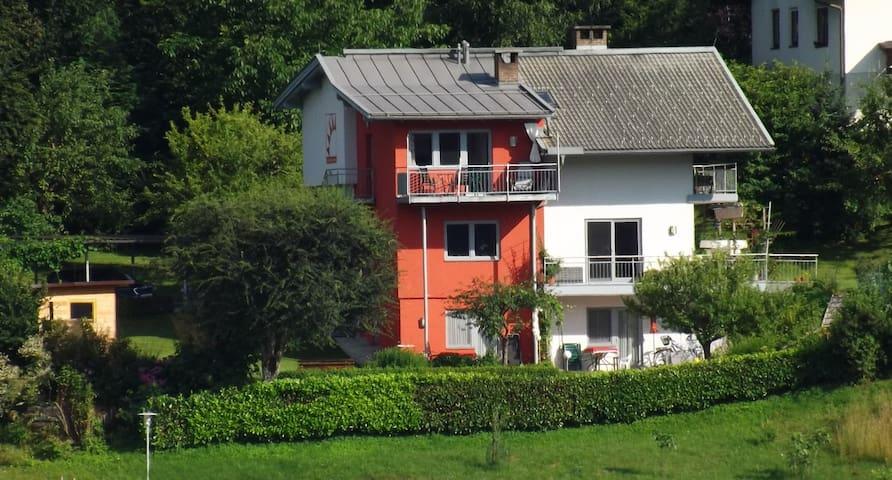 Appartement am Sonnenhang - Reifnitz - Departamento