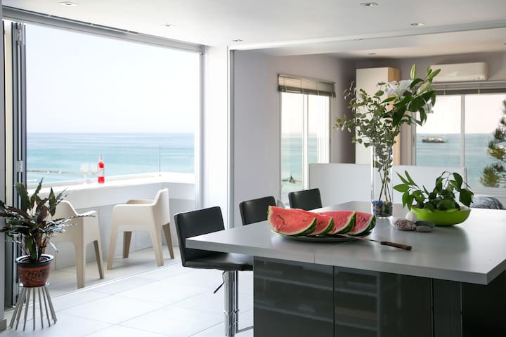 One-bedroom apartment with balcony - Limassol - Lägenhet