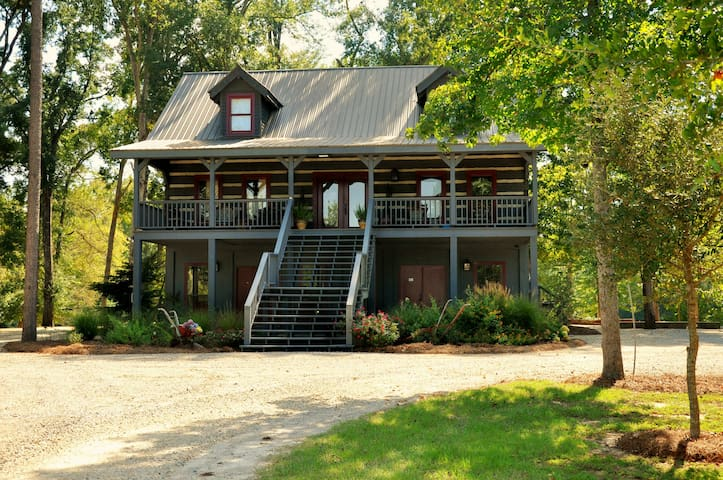 2-Bedroom Suite - The Treehouse Suite - Hattiesburg - Cabane