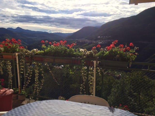 Week end of total relax! - Segonzano - Huis