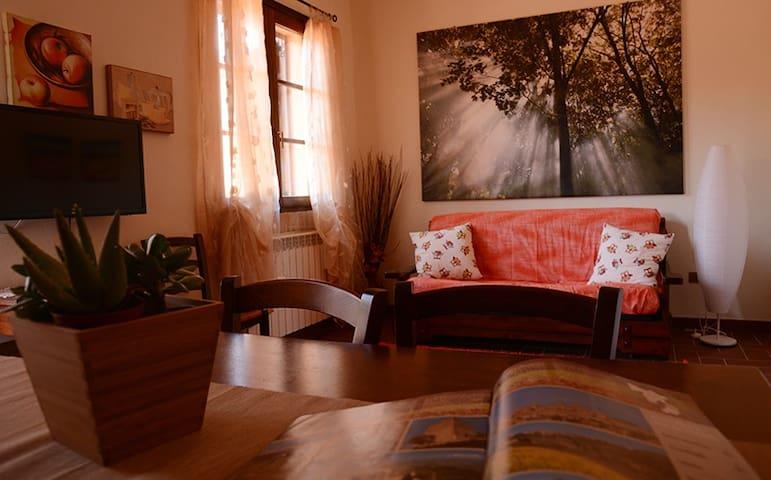 appartamento in campagna toscana - Lari