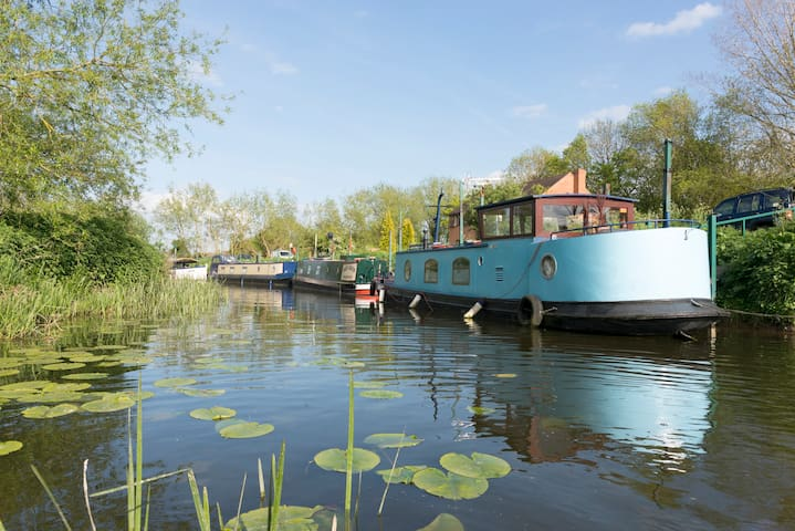 Charming Unique Houseboat near Stratford upon Avon - Warwickshire - Vene