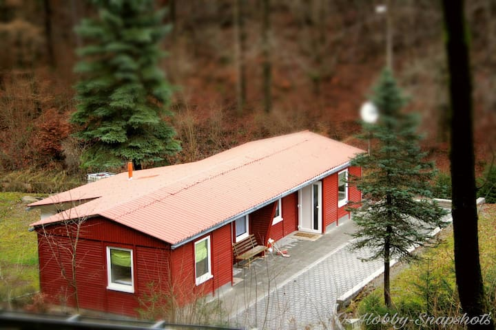 Bungalow im Thüringer Wald - Themar - Μπανγκαλόου