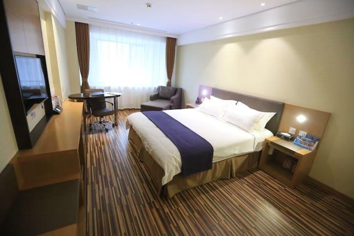 360酒店公寓精品大床房 - Shenyang - Departamento