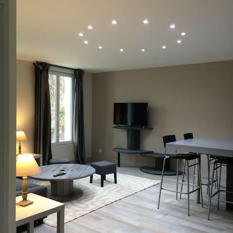 Charmant appartement en centre ville - Château-Thierry - Huoneisto