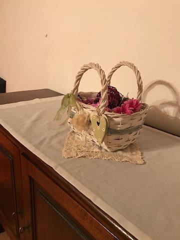 Piccola Casa indipendente in Borgo Antico - 洞穴 - 獨棟