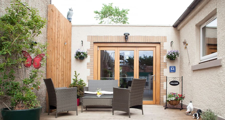 Maple Cottage B&B - 1 King or Double Room (B) - Gullane - Bed & Breakfast