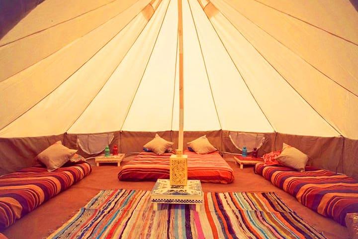 Glamping/FarmStay/Luxury Camping - Marysville - Yurt