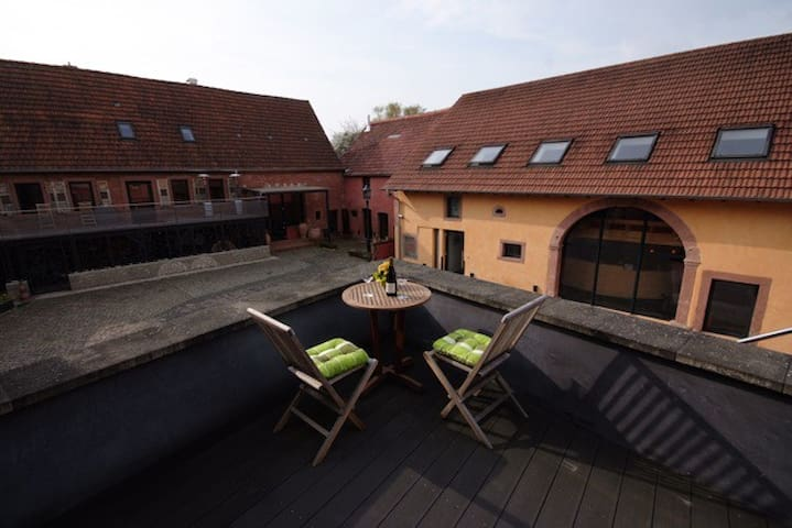 Design-Apartment Pur - Weilerbach - Departamento