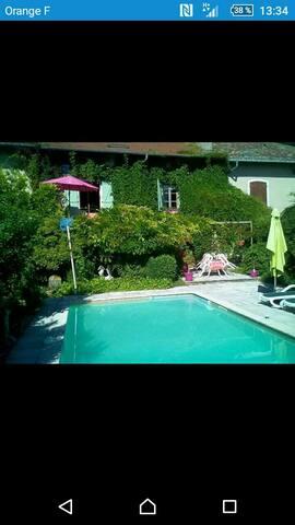 Maison Lorraine - Charmes-la-Côte - Casa