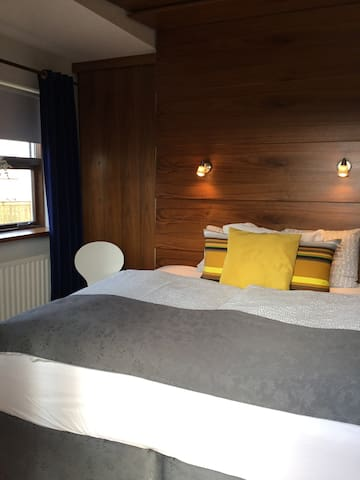 Double room - Home Guesthouse - Keflavík - B&B/民宿/ペンション