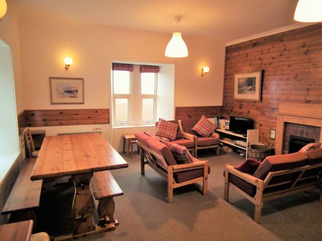 Scoor House - Cruachan - Bunessan - Lägenhet