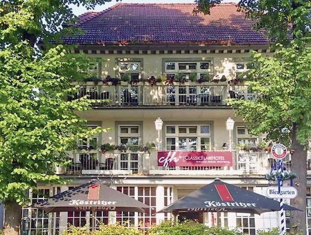 Modernes Hotel in Bad Pyrmont - Bad Pyrmont