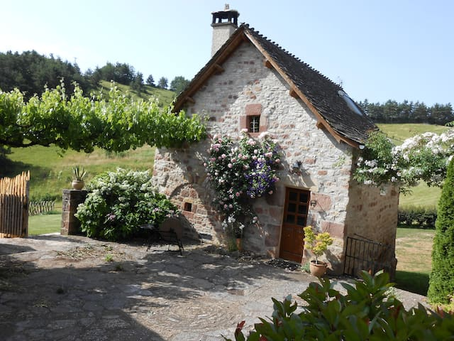 Maison de charme - La Canourgue - Natur lodge