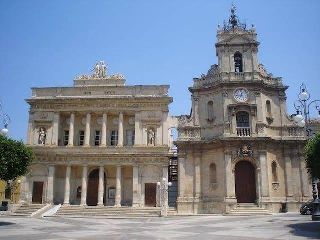 Casa Monteforte - Vittoria - Wohnung