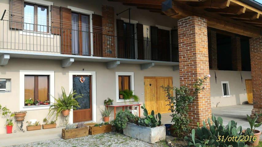 Stanza privata in cascina - Cuneo - Casa