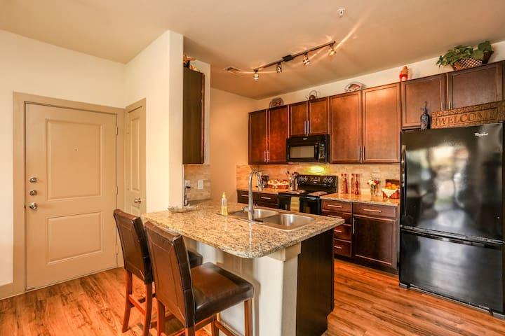 Private luxury next to Dell - Round Rock - Lägenhet