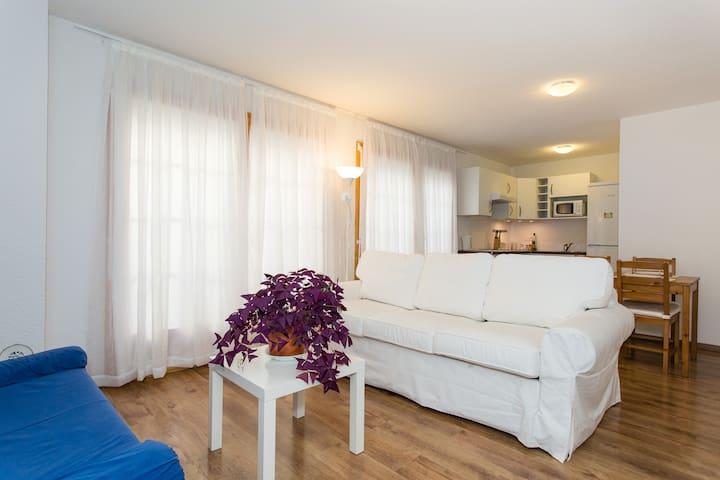2 room apartment near Lausanne - Epalinges - Appartement