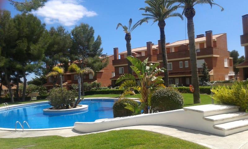 Casa en cala tamarit playa la mora - Tarragona