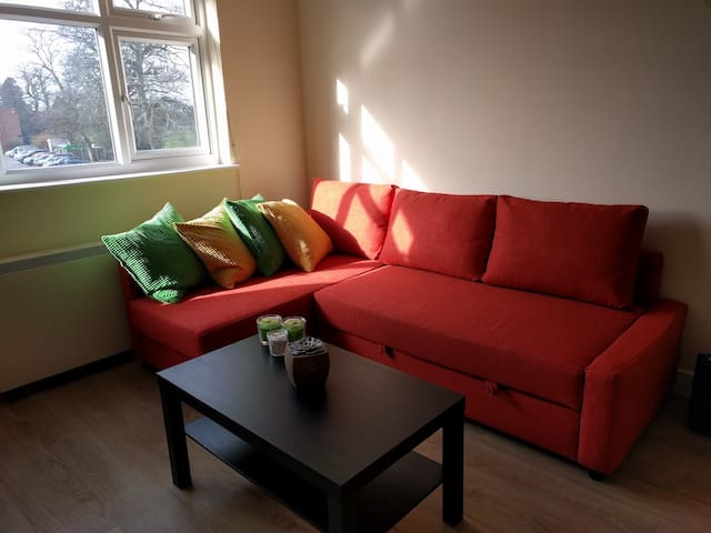 Fully Serviced Apartment, 5 mins to Station! - Chelmsford - Apartamento