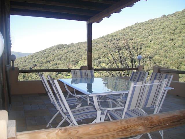 ☆ Maison de Charme entre Mer et Montagne  - 6 pers - Sollacaro - 獨棟