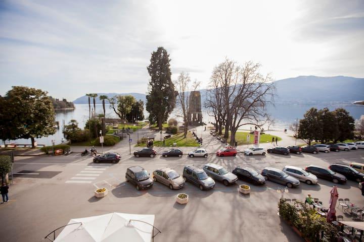 appartamento vista lago, Pallanza VB - Verbania - Byt