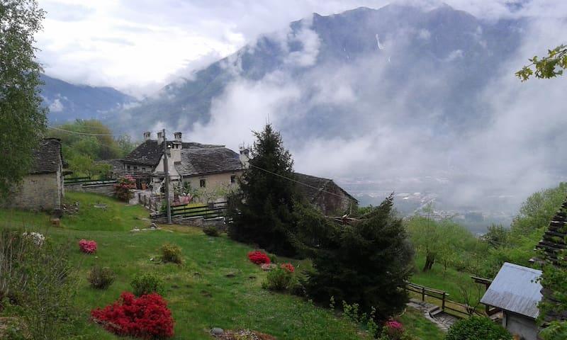 B&B LA QUANA - Ossola Autentica - Province of Verbano-Cusio-Ossola - Bed & Breakfast