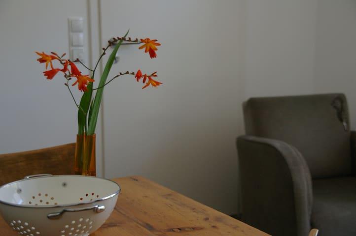 Ferien im Chieminger Nest - Chieming - Appartement