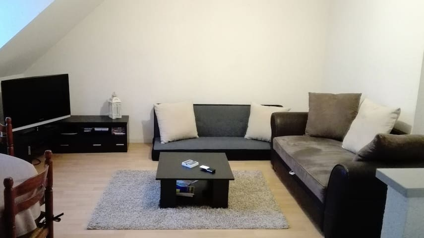 Appartement proche hyper-centre - Mulhouse - Appartement