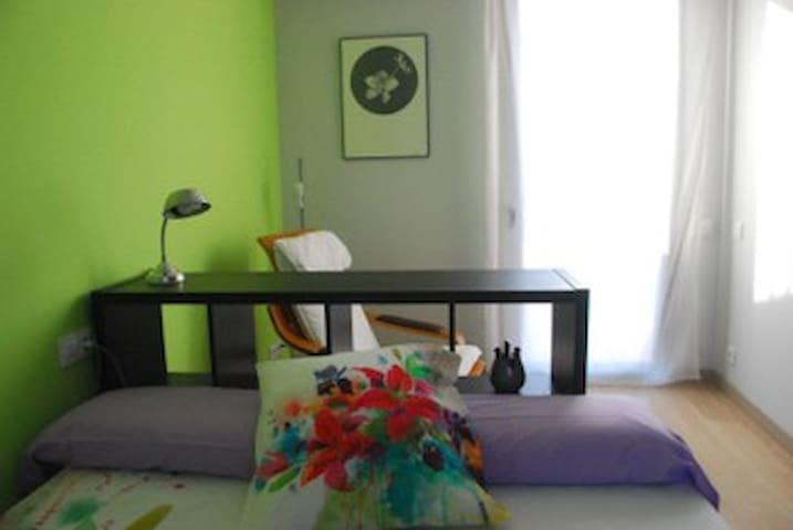 Apartamento cerca de Barcelona - Sant Feliu de Codines - Appartement