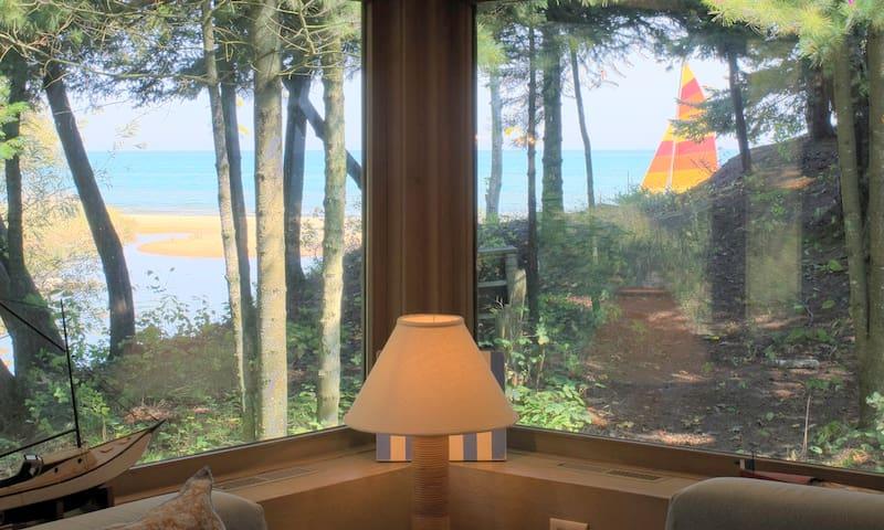 Lake Michigan Beach Cottage - Oostburg - Kulübe