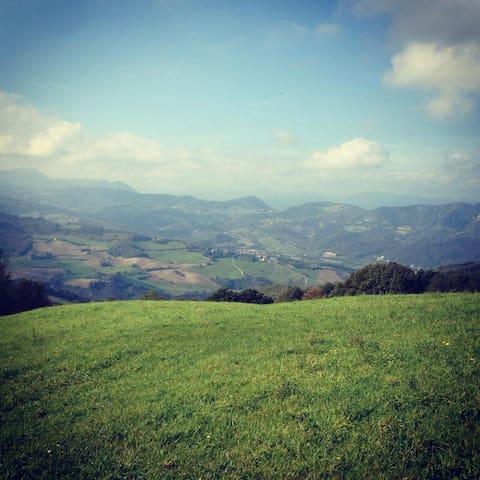 Sulla Cima del Monte - Monzuno