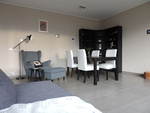 Modern apartment in Kirchberg - Luxembourg - Pis