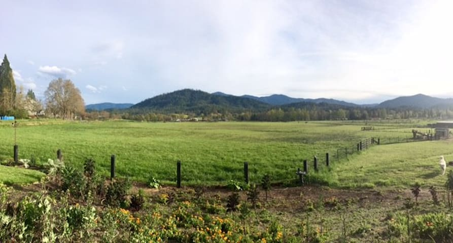 Jerome Prairie Home- Grants Pass Country Living ! - Grants Pass - Maison